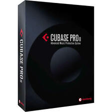 Steinberg Cubase 8 Pro w/ Free Upgrade to Current Version (Academic)