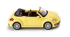 WIKING 002801 1:87 VW The Beetle Cabriolet - saturn yellow