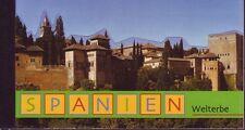 UNO Wien postfrisch 2000 Markenheft  MiNr. 0-5  UNESCO-Welterbe  Spanien
