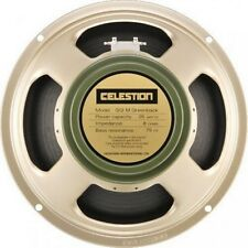 "Celestion g12m ""other"" 12"" 25w 8 ohm"