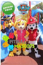 NEW MASCOT COSTUME-DELUXE PAW PATROL -PARADE QUALITY_CLOWNS-BIRTHDAYS