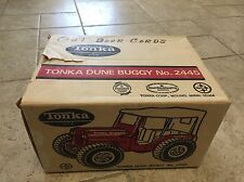 Vintage Tonka Dune Buggy Box Only # 2445