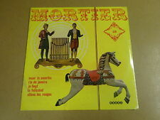 ORGAN ORGEL ORGUE  LP / MORTIER 2