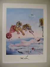 DALI, AUTHENTIC 1991 POSTER