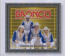 SEALED - Bronco CD NEW Tesoros De Coleccion 3 Disc PACK 30 Extitos BRAND NEW
