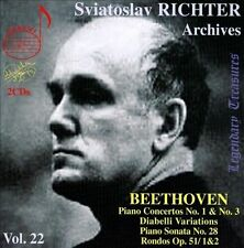 Richter Archives 22, New Music