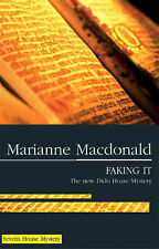 Faking it (Dido Hoare Mysteries) Marianne MacDonald Very Good Book