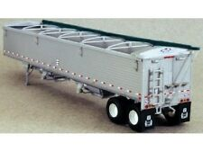 HO 1/87 Lonestar 6000 Wilson Pace Setter 43' Grain Trailer Kit w/ Black Tarp