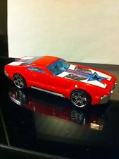 Hot Wheels CCM Country Club Muscle Red Track Stars