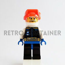 LEGO Minifigures - 1x sp019 - Ice Planet Chief - Space Classic Omino Minifig