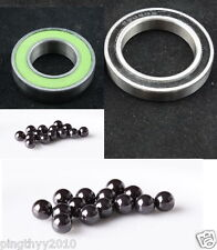 Total Ceramic Bearing Kit(2pc) for TUNE Cannonball (SL) Lefty HUB-FIT Cannondale