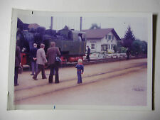 SUIS590 - 1970s SZB Solothurn Zollikofen Berne BAHN - TRAIN PHOTO Switzerland
