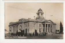 The Law Courts Bloemfontein South Africa Vintage RP Postcard 480a