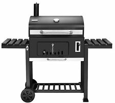 RoyalGourmet 30-Inch Outdoor BBQ Charcoal Grill Barbecue Patio Backyard Smoker