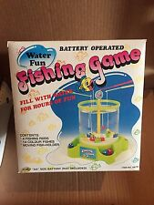 WATER GAME FUN FISHING GAME LA PESCA DEI PESCI VINTAGE NEW!!!