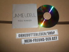 CD pop Jamie maintenant-you naked (2 chanson) promo warp