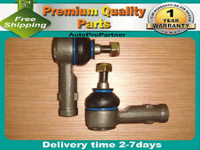 2 OUTER TIE ROD END SET FOR PEUGEOT 806 95-02 EXPERT 96-02 CITROEN JUMPY 96-06