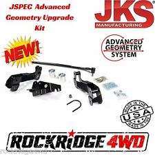 JKS Jspec Advanced Geometry Upgrade Kit for 2007-2016 Jeep Wrangler JK & JKU