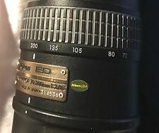 AF-S VR Zoom-Nikkor 70-200mm SWM F/2.8 G IF-ED Lens - RRS Mount NIKON USA
