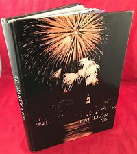 1985 St. Mary's Episcopal School Memphis Tennessee Yearbook Annual TN Ads