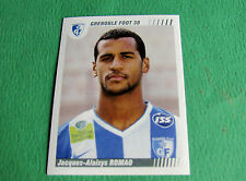 N°98 JACQUES ALAIXYS ROMAO GRENOBLE FOOT 38  PANINI FOOT 2009 FOOTBALL 2008-2009