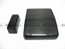 New Interior Fuse Box Cap Cover Panel For Mitsubishi EVO 10 X  Carbon Fiber Type