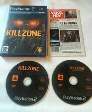 Killzone ; Playstation 2; PS2; Sony; Pal;[ Completo!!]