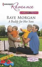 A Daddy for Her Sons (Harlequin Romance)