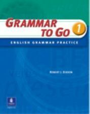 Grammar To Go, Level 1, Dixson, Robert J., Good Book