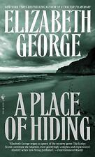 G, A Place of Hiding, Elizabeth George, 0553582372, Book
