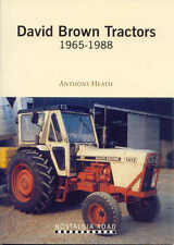 David Brown Tractors 1965-1988 Farm Classics Vol. 2, by Anthony Heath second ed.