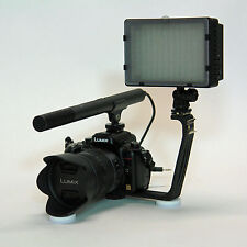 Pro VM SC-2L video mic light for Nikon D7100 D800 D600 D3200 D7000 D5100 D5200