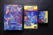 PHELIOS Sega MegaDrive JAPAN Very.Good.Condition