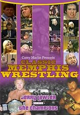 Classic Memphis Wrestling Jerry Lawler vs The Champions, Harley Race NWA AWA