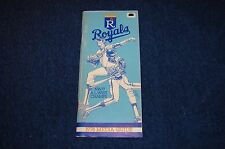 KANSAS CITY ROYALS 1978 MEDIA GUIDE (WB815)
