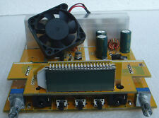 1.5W/15W Adjustable PLL stereo FM Transmitter broadcast   87-108MHZ  Only PCB