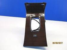 Cadillac Seville Wood Grain Center Console Trim Bezel w Heated Seat NOT CRACKED