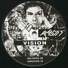 PRAXIS 53 AMBOSS vision Breakcore Sub/Version Dubstep MINT 12""