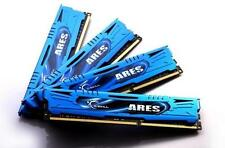 16GB G.Skill DDR3 PC3-17000 2133MHz Ares Series Low Profile (9-11-20) Quad Kit