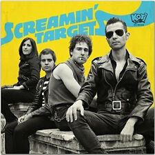 "SCREAMIN TARGETS Heartbreak 7"" . nuevo catecismo catolico nick lowe power pop"
