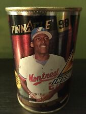 1998 VLADIMIR GUERRERO Pinnacle Inside GOLD Card CAN - Opened / Montreal Expos