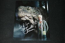 HANNAH SPEARRITT signed Autogramm In Person 20x25 cm PRIMEVAL Abby