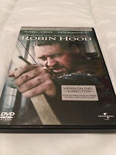 ROBIN HOOD Version Del Director Dvd