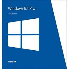 WINDOWS 8.1 PRO LICENCIA ELECTRONICA 32*64 BITS 1 PC MULTILENGUAJE
