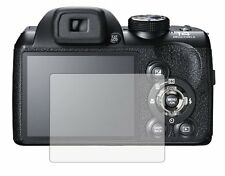 2 Pack Screen Protectors Cover Guard Film For FujiFilm FinePix S4500