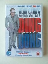 Alan Carr's Now That's What I Call A Ding Dong (DVD, 2008) Brand New Sealed