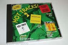HOT TRACKS 2 CD MIT JACKIE MOORE -2 BROS ON THE 4TH FLOOR -SEYDINAH -Z.FORMATION