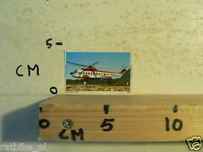 STICKER,DECAL SIKORSKY S61 HELIKOPTER ALBUM NO 105
