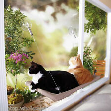 Washable Window Mounted Cat Bed Seat Sunny Hammock Beds Cover Wall Bed