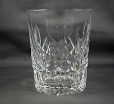 Waterford Crystal Lismore Double Old Fashioned Sold Individually